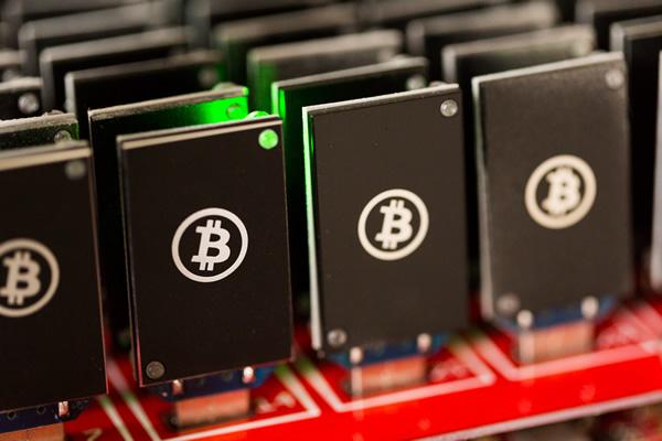 Bitcoin Mining with USB