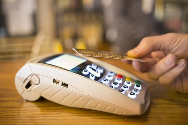 Credit Card Processing RFID