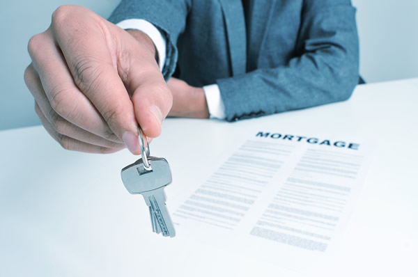 Getting Keys After Signing Mortgage