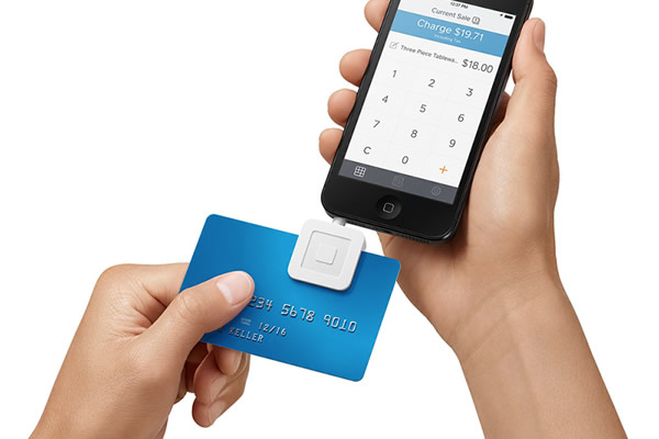 Square Card Reader Transaction