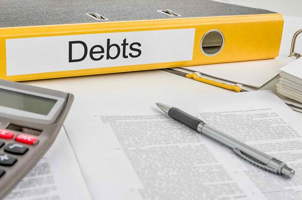 Debt File Folder