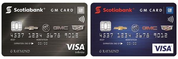 GM Visa Cards 2015