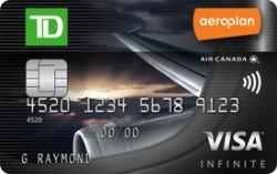 Aeroplan Visa Infinite Card