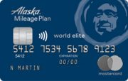 Alaska Airlines MasterCard