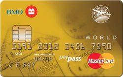 BMO Air Miles World MasterCard