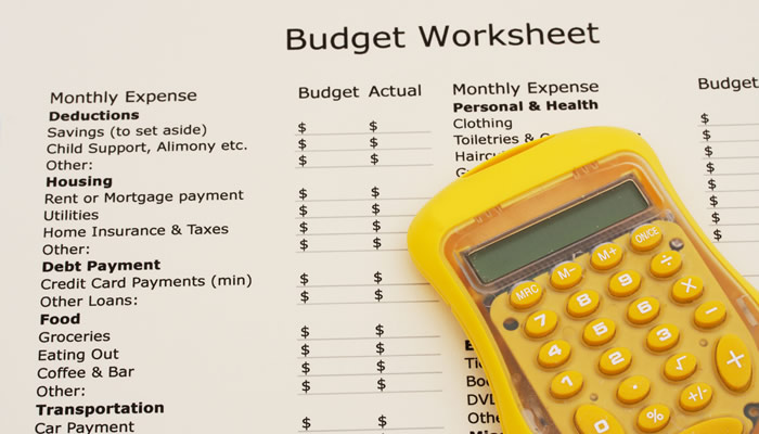 How To Make A Family Budget | Creditcardscanada.Ca