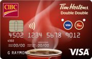 Tim Hortons Rewards Visa Card