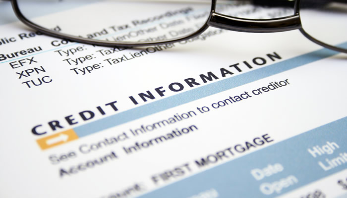 Credit Information Document