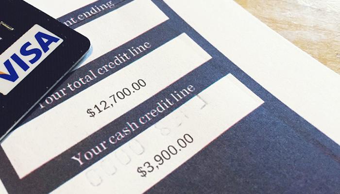 Credit Limit