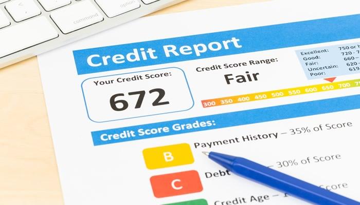 Fair Credit Score