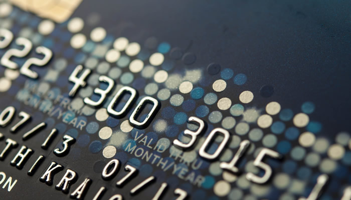 Up Close Credit Card