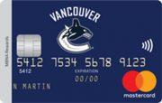 Vancouver Canucks® MBNA Rewards Mastercard®