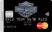 MBNA Harley-Davidson MasterCard