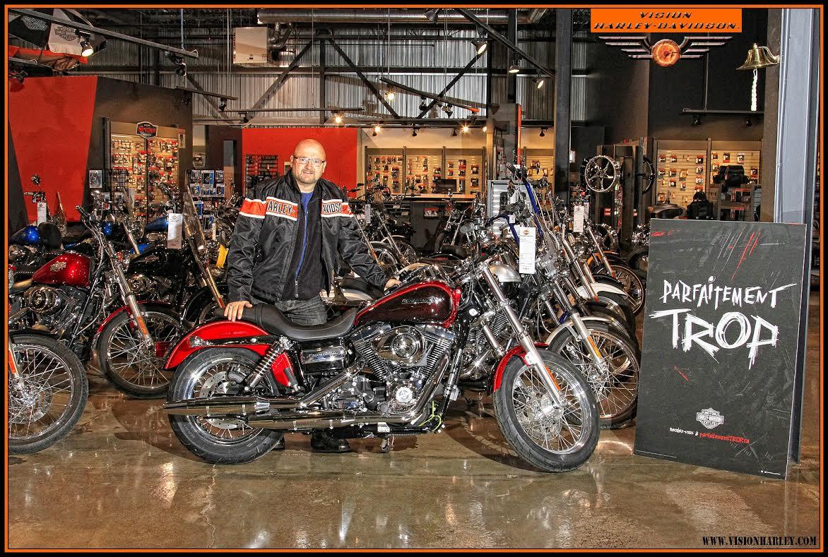 Harley Davidson Q2 Winner