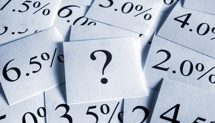 Interest Rates on Paper