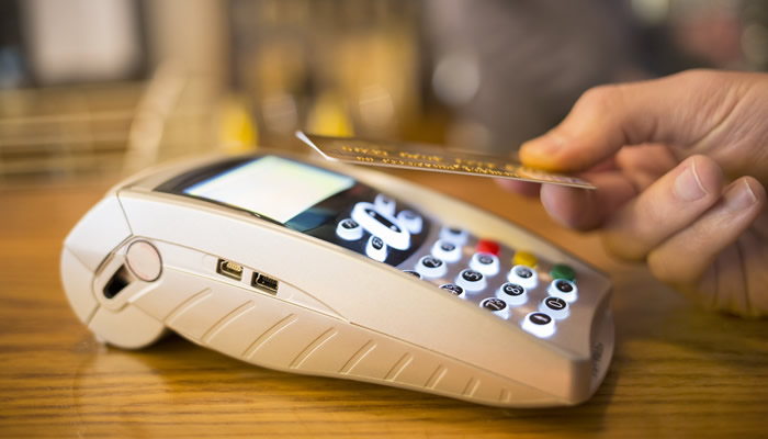 RFID Credit Card Transaction
