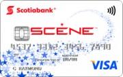 SCENE® VISA* Card