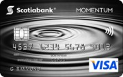 Scotia Momentum VISA Card