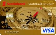 ScotiaGold Passport® VISA* Card