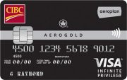 CIBC Aerogold®  Visa Infinite Privilege* Card