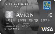 RBC Avion Visa Infinite* Card