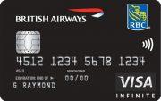 RBC British Airways® Visa Infinite* Card