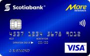 Scotiabank More Visa