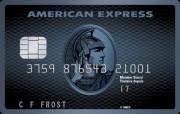 Amex Colbalt Card