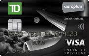 TD® Aeroplan® Visa Infinite Privilege* Card